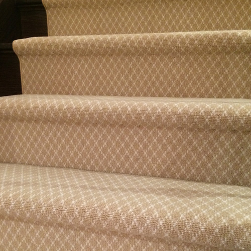 Captivating ... Berber Wool Carpet Runners On Staircase In Toronto Ontario ...