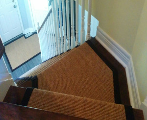 custom sisal rugs and runners in toronto