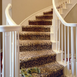 Stair runner installation services in Toronto