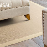 Natural Custom Sisal Rug and Runner in King City