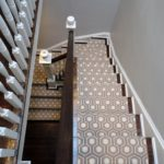 Modern Stair Runner Toronto, Wool Carpet Runner