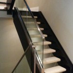 Open Stairs Treads in Pickering, Ontario, Canada