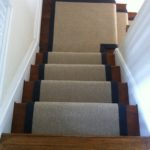 Stair Runner and Landing, Berber Carpet Runner Mississauga, Ontario, Canada