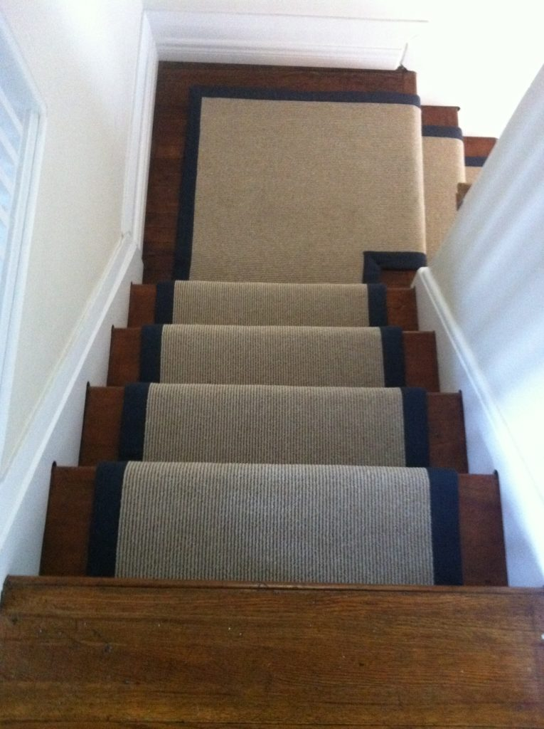 natural sisal carpet stair runners for stairs and hallway. Black Bedroom Furniture Sets. Home Design Ideas