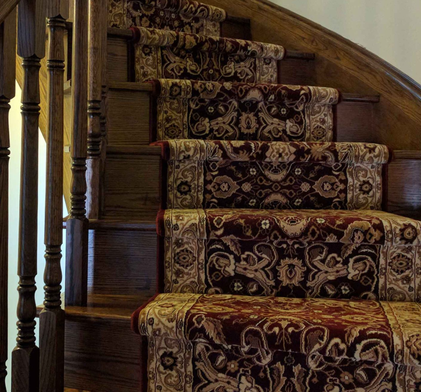 Oriental and Persian Carpet Stair Runners Toronto