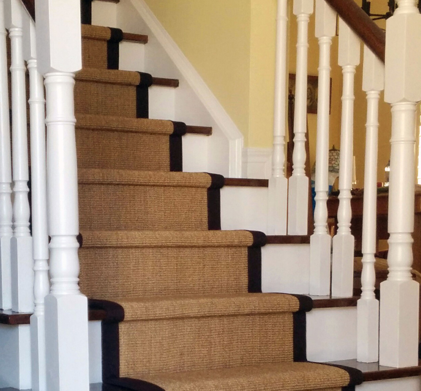 Natural Sisal Stair runners