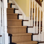 Natural Sisal Stair runners in Etobicoke, Ontario, Canada