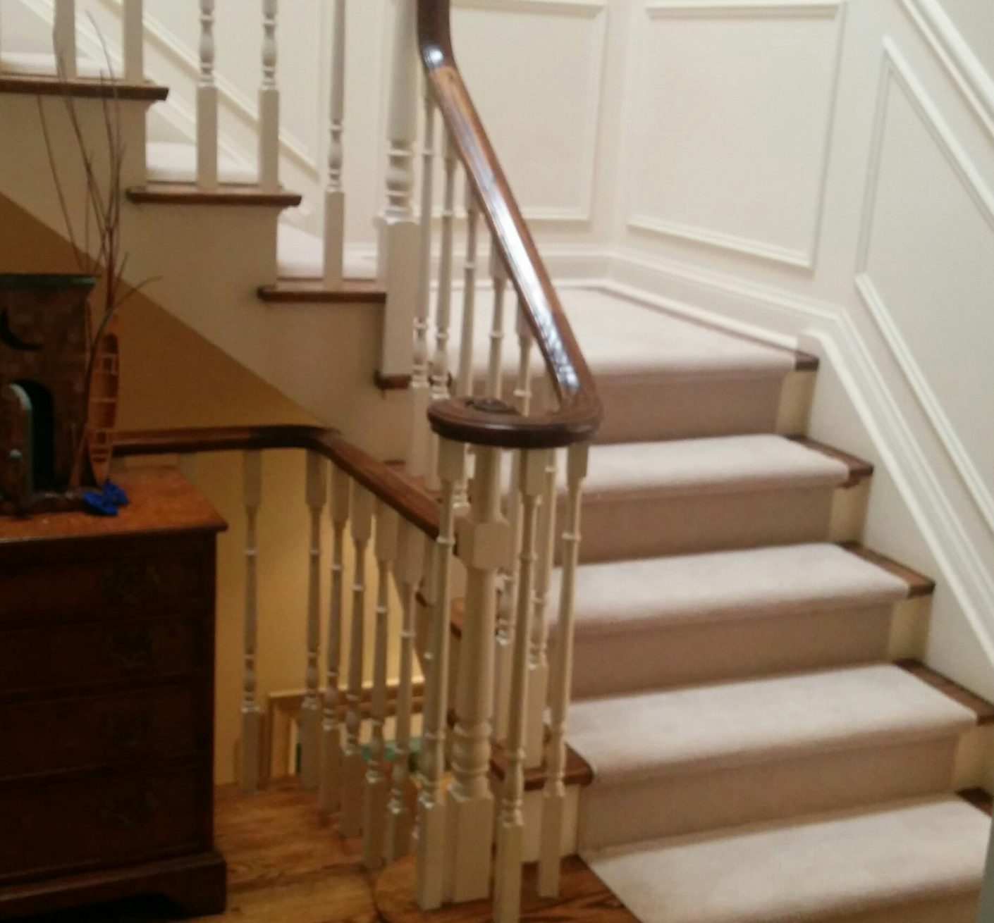 Wool Carpet Stair Runners Toronto, Ontario, Canada