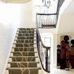 Patterned Stair Runner