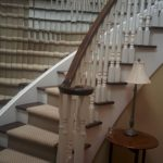 stair runners Richmond hill carpet runner installation, berber carpet, staircase refinishing services.