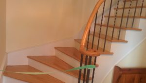 Stair Builders railing and Refinishing stairs services Staircase and Railing