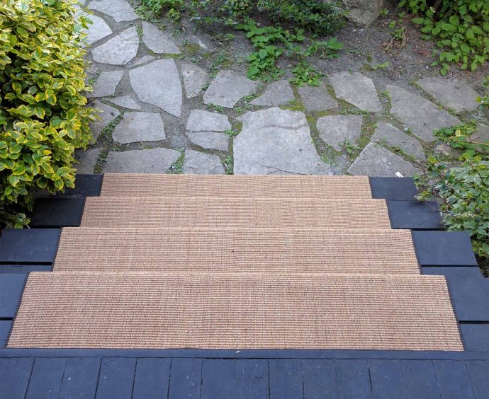 Exterior outdoor Carpet Runners for Staircase