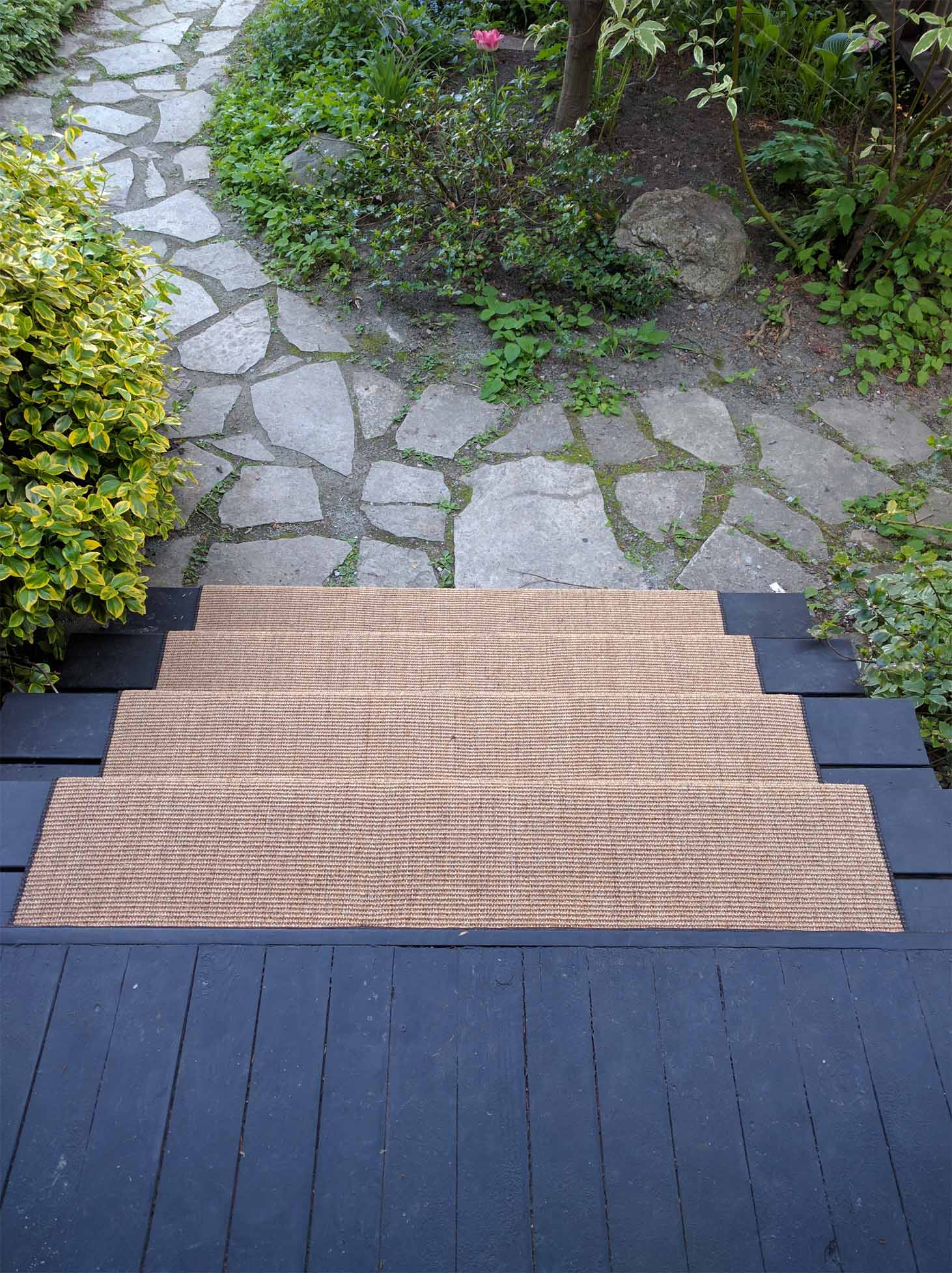Outdoor Carpet For Stairs And Porch Stairs First