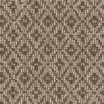 Dark Brown Berber Wool Carpet For indoor use, diamond and contemporary designs two tune