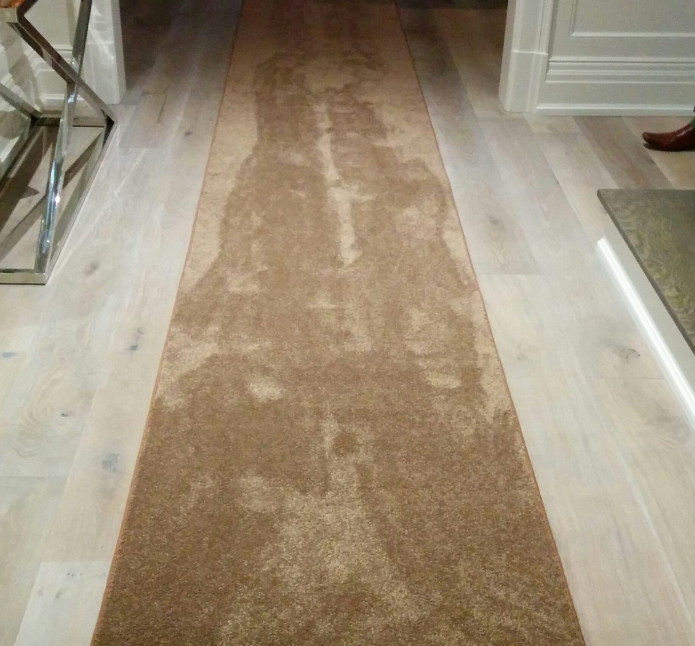 Soft Custom Sized Hallway Runner Etobicoke