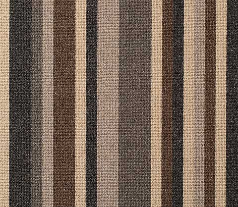 Striped Wool Carpet Runner