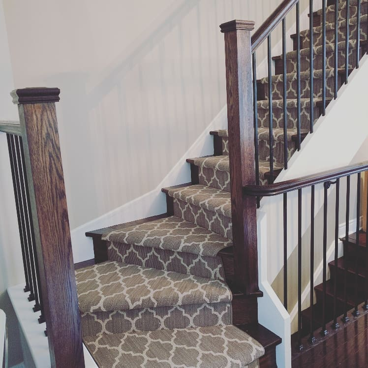 stair runners Midtown Toronto Carpet stores and carpet installation services, carpet installers, Bradford Ontario Canada