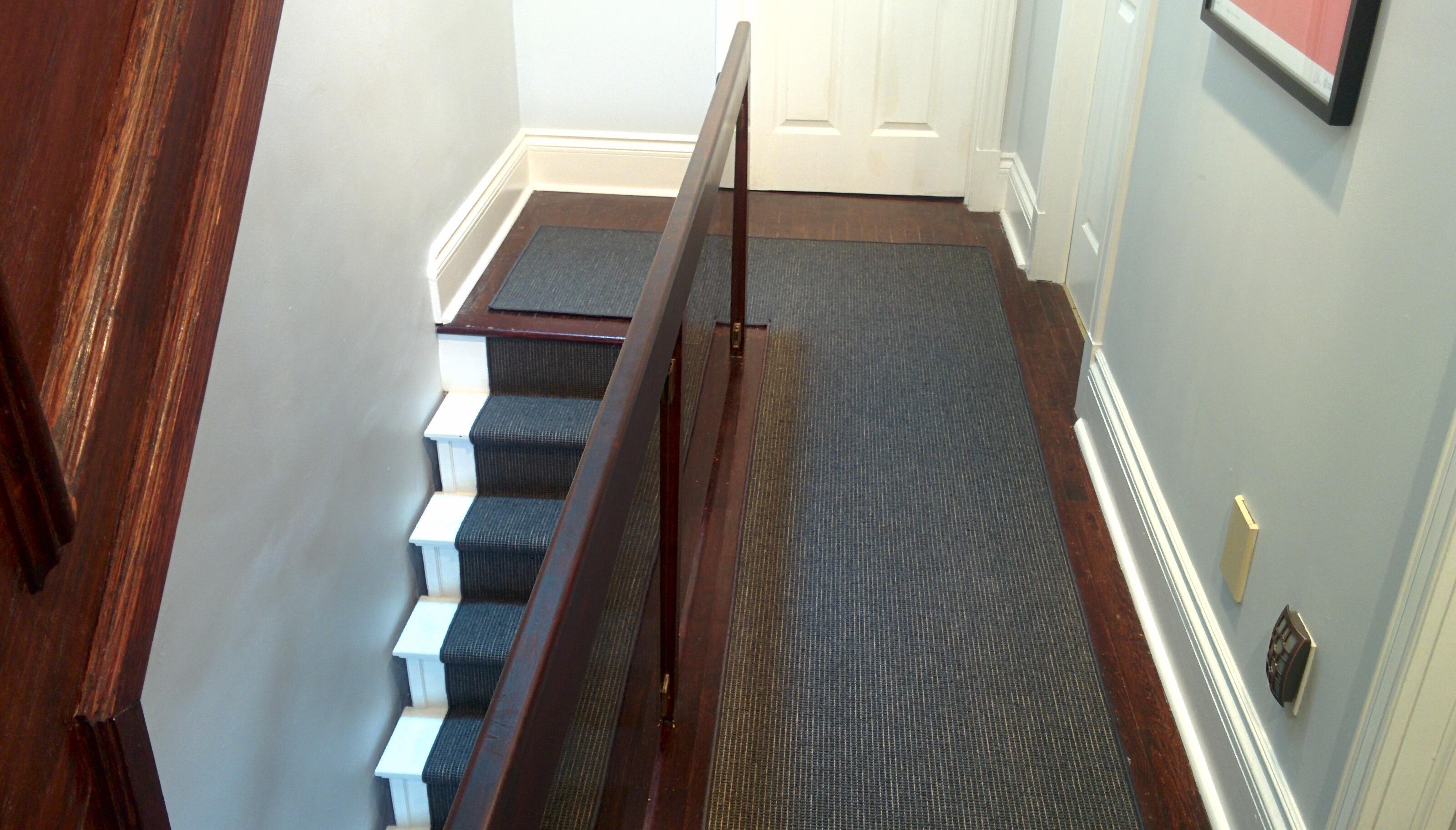 Corridor And Hallway Carpet Runner Custom Sized Runners