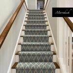 Contemporary Carpet stair Runner High Park carpet stores carpet installation For Staircase and Hallway in Midtown Toronto