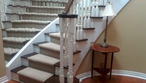 stair carpet runner installation, stair runner installation, stair runner installers, carpet runner installers