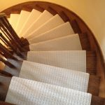 Wool Carpet Runners For Stairs Kleinburg Stair Runners, Basement stairs