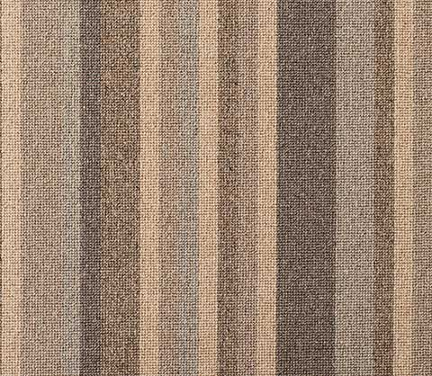 Wool Stripe Carpet Stair Runner