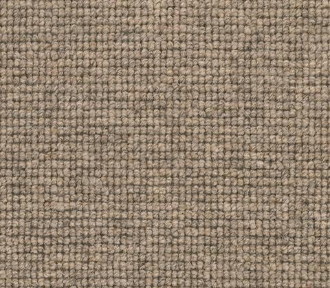 Taupe Colour Wool Berber Carpet Runner