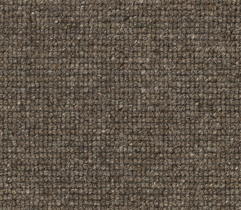 Wool berber Carpet Dark Grey