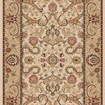 Ivory Persian Carpet Runner