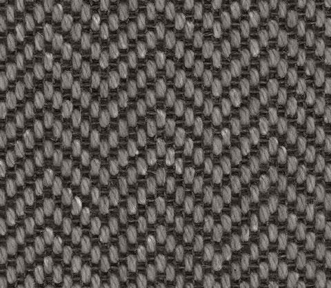 Dark Grey Herringbone Chevron Carpet Runners For Stairs