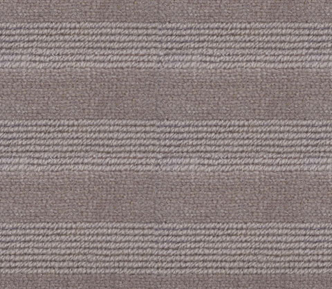 Taupe Wool Carpet Runner for Stairs