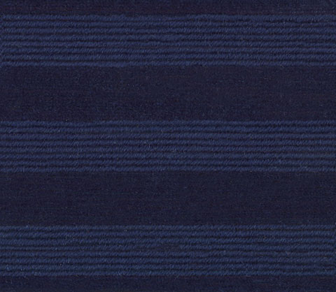 Blue Wool Carpet Runner for Stairs and hallway