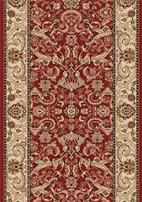Red Persian Carpet Runner