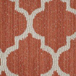 Geometric Carpet Stair Runner