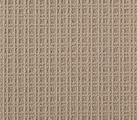 Wool Carpet for Bedrooms and Stair Runners Beige Colour