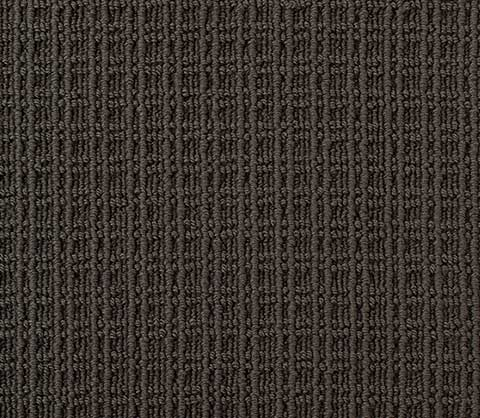 Wool Carpet Brown Textured