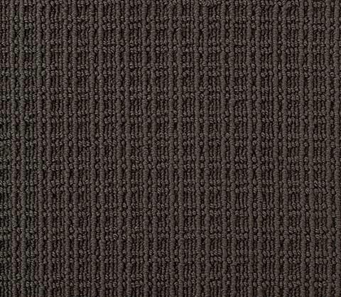 Wool Carpet Brown Textured