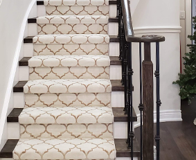 Carpeting on Stairs and Landing in Toronto and The GTA