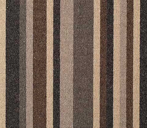 Wool Striped Carpet Stair Runner North York