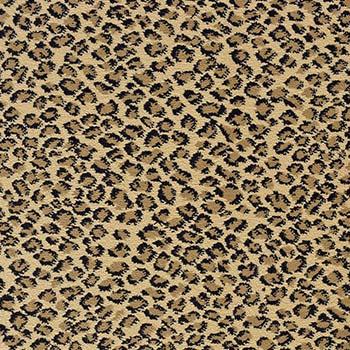 Cheetah Print Carpet Runner