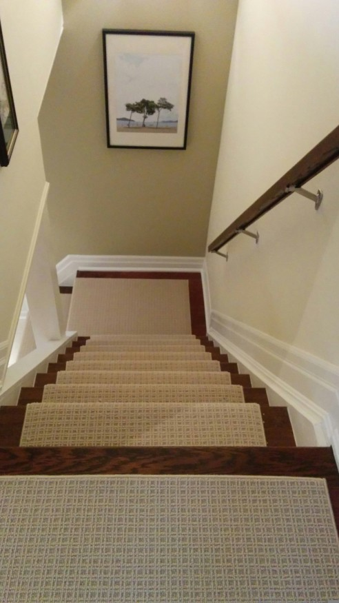 Modern Wool Carpet Runner for Stairs Runners Toronto Ontario