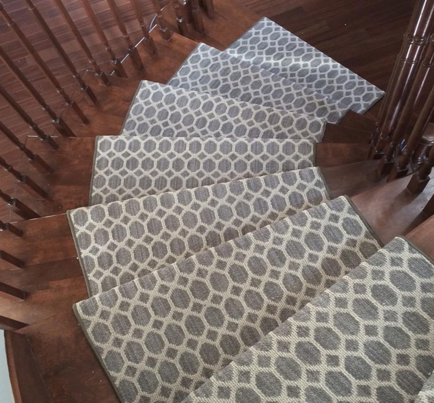 Modern Berber Carpet for Stairs in Toronto