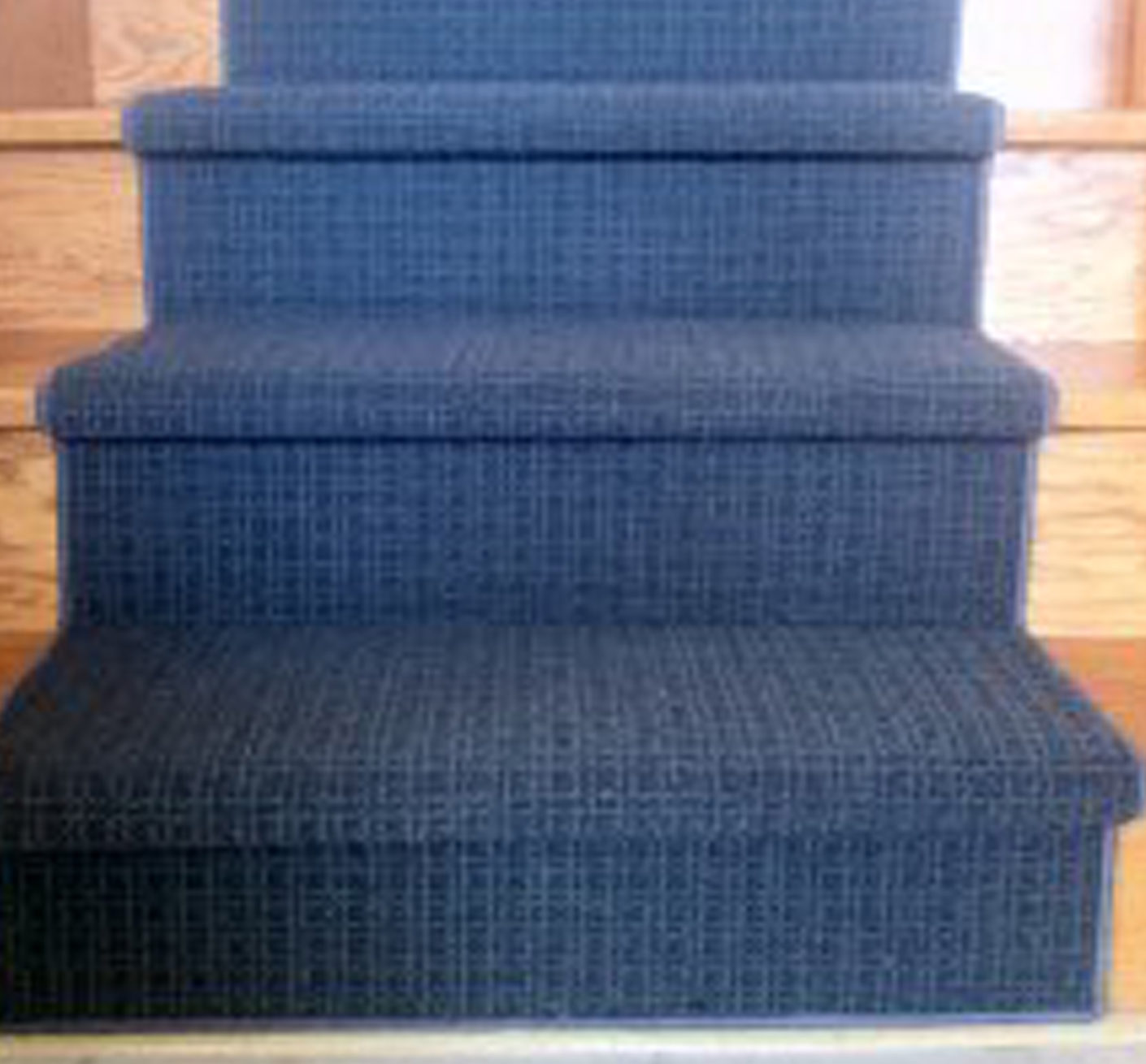 Grey Wool Carpet Runner North York