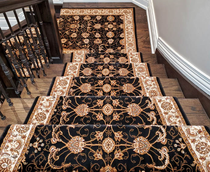 Carpeting on the stairs and landing in Toronto and The GTA